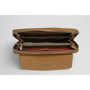 Dámská peněženka Doca 65030 - krémová
