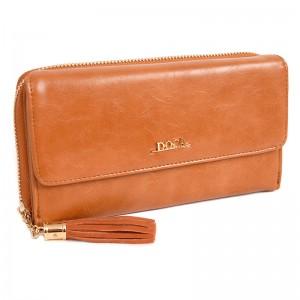 Dámská peněženka Doca 65006 - béžová