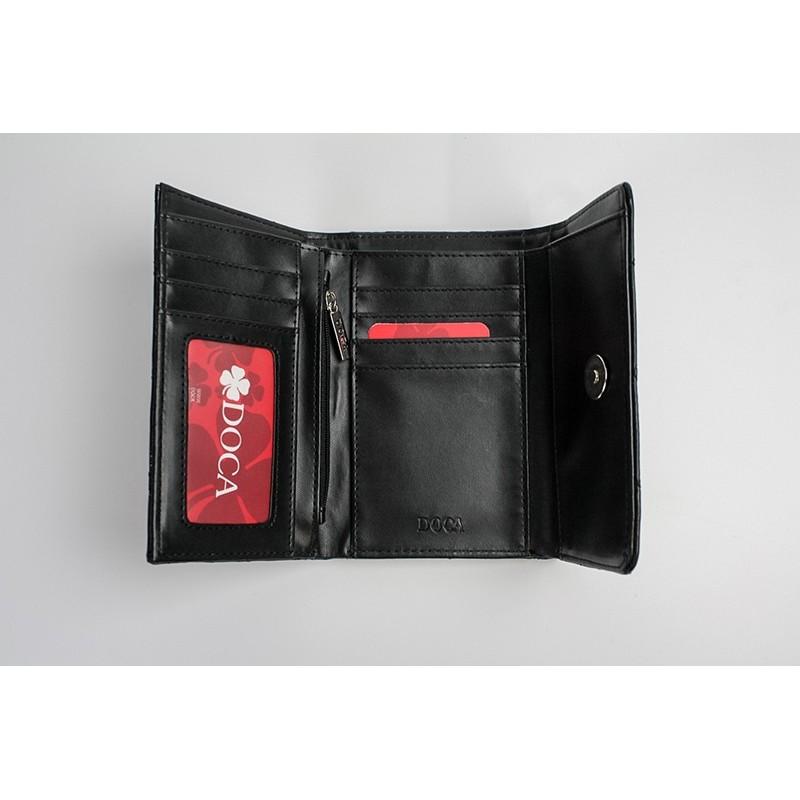 Dámská peněženka Doca 65011 - bílá