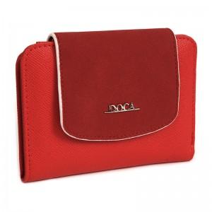 Dámská peněženka Doca 64951 - červená