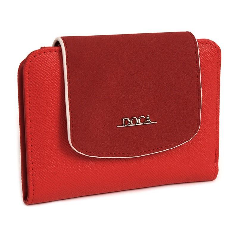 Dámská peněženka Doca 64949 - béžová