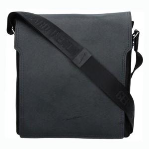 Pánská taška přes rameno Gérard Henon Marlono - černá