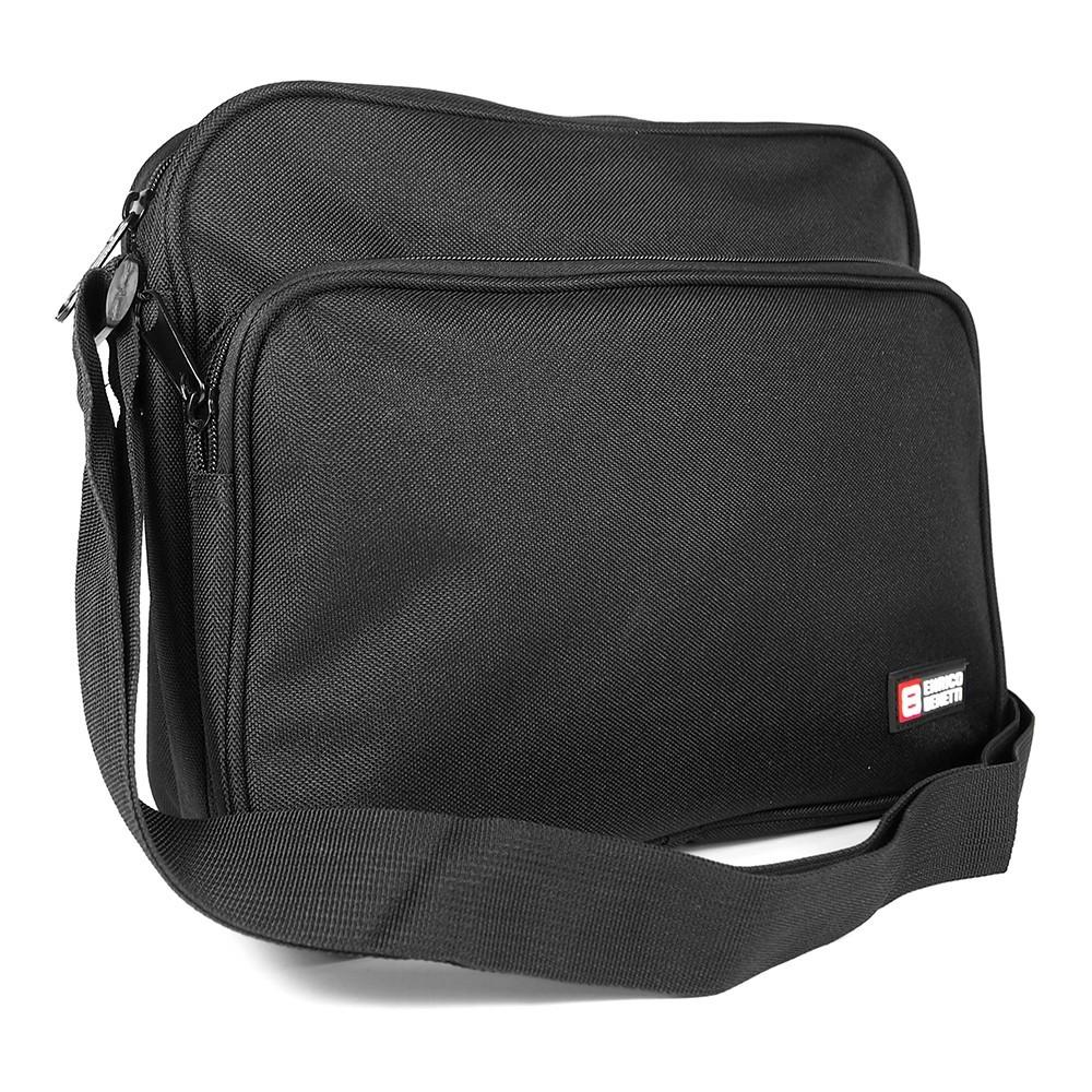 Pánská taška přes rameno Enrico Benetti 46047 - černá ff5a14689d0