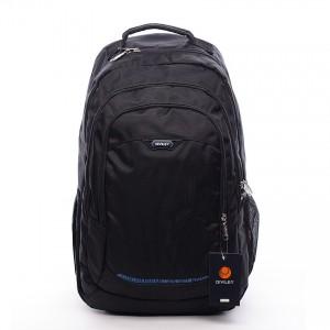 Černý moderní batoh Diviley Donte