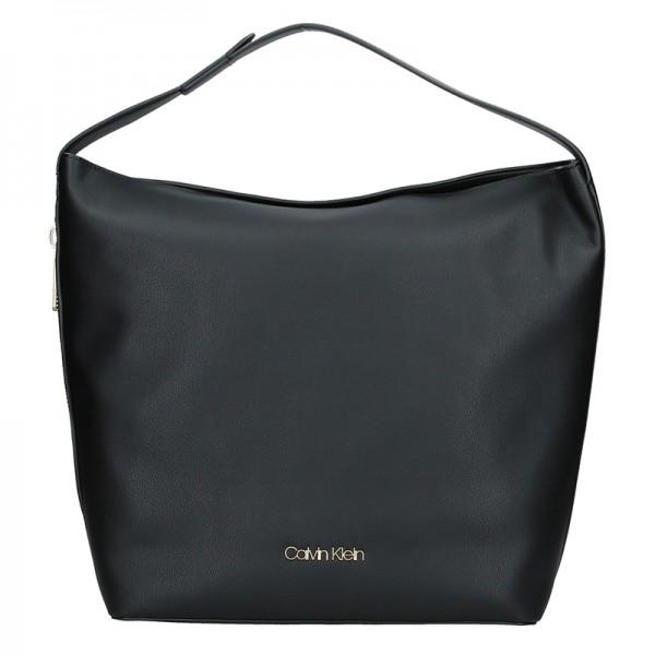 Dámská kabelka Calvin Klein Ambra - černá