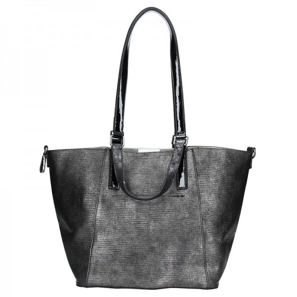 Dámská kabelka Tamaris Amber - šedo-černá