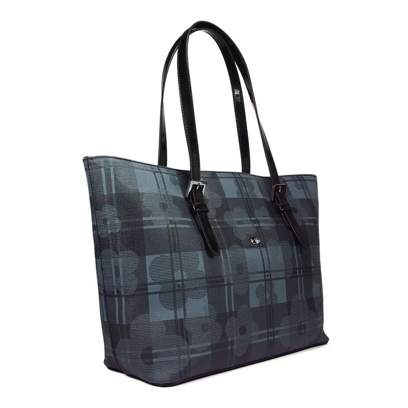 Dámská kabelka Hexagona 305247 - krémová