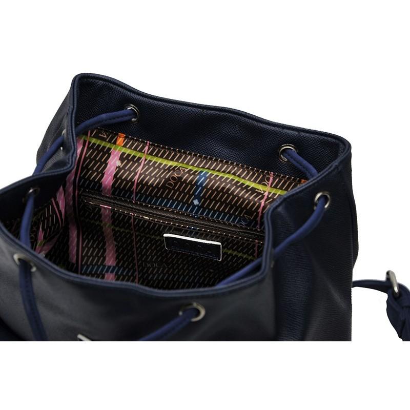 Dámský batůžek Doca 13451 - béžová