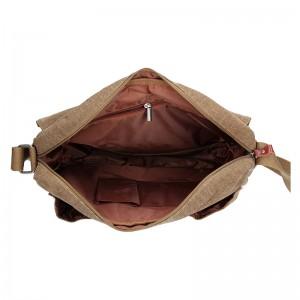 Pánská taška Katana Bredly - hnědá