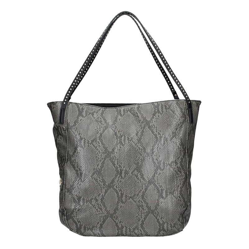 Dámská kabelka Sisley Nicol - šedá