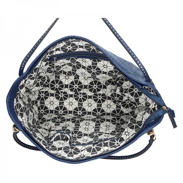 Dámská kabelka Sisley Evin - šedá