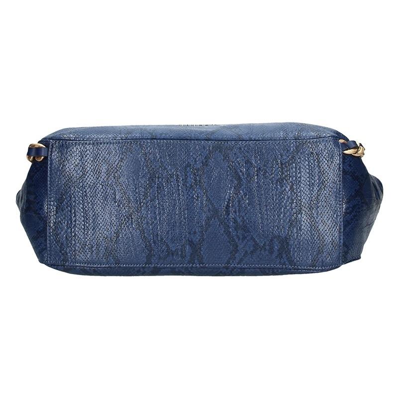 Dámská kabelka Sisley Evin - béžová
