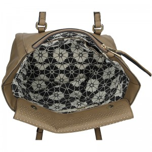 Dámská kabelka Sisley Helen - černá