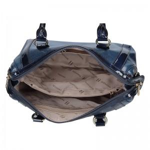 Dámská kabelka Hexagona 894321 - modrá