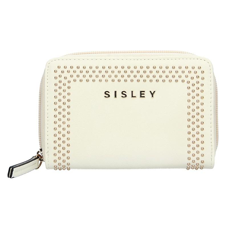 Dámská peněženka Sisley Borja - černá