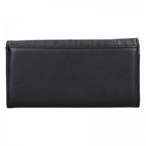 Dámská peněženka Sisley Zelda - stříbrná