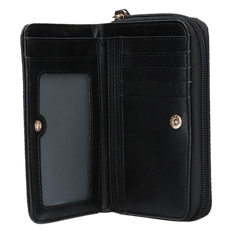 Dámská peněženka United Colors of Benetton Amber - černá