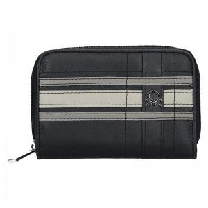 Dámská peněženka United Colors of Benetton Malgosia - černá