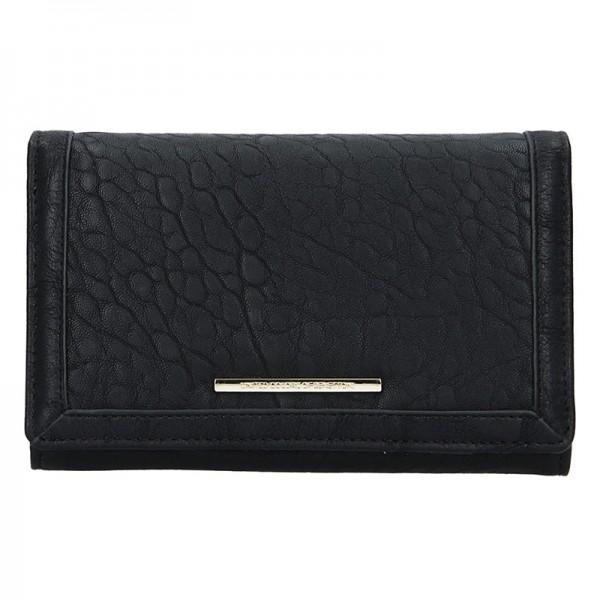Dámská peněženka United Colors of Benetton Step - černá