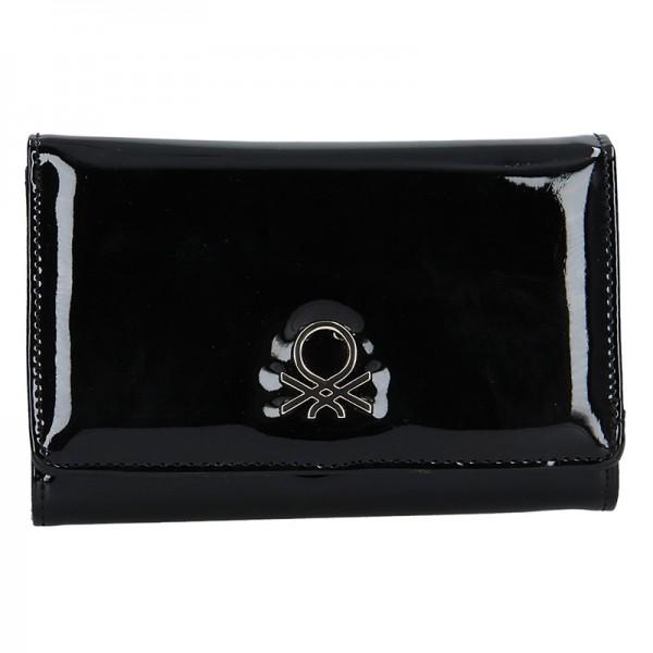 Dámská peněženka United Colors of Benetton Swing - černá