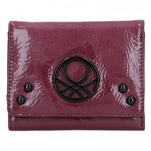 Dámská peněženka United Colors of Benetton Zacke - černá