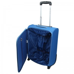 Kabinový cestovní kufr U.S. POLO ASSN. Little - červená