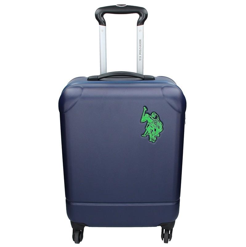 Kabinový cestovní kufr U.S. POLO ASSN PALMS - modrá