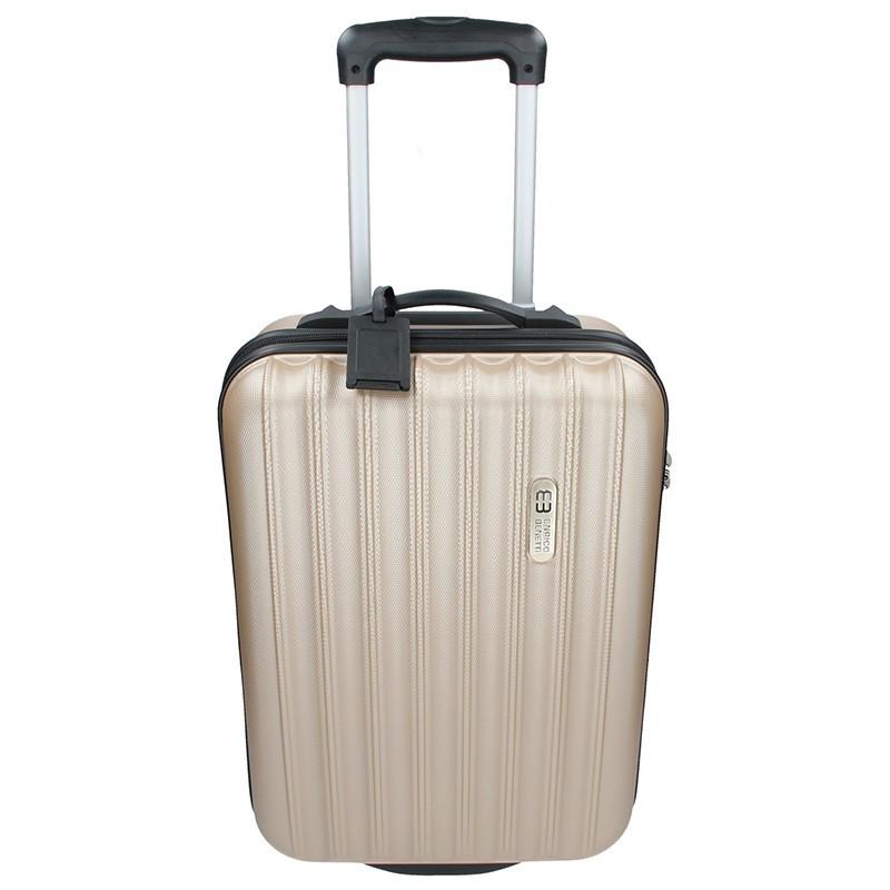 Cestovní kufr Enrico Benetti 39034 - zlatá