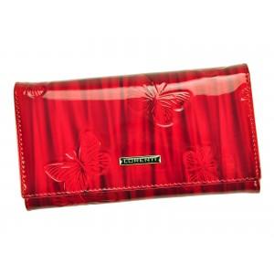 Dámská kožená peněženka Lorenti Isabelle - červená