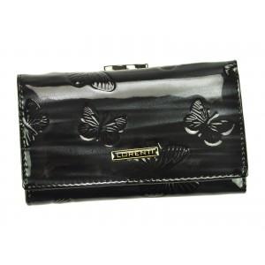 Dámská kožená peněženka Lorenti Chantal - černá