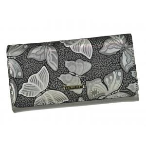 Dámská kožená peněženka Lorenti Nicol - růžová