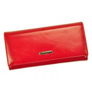 Dámská kožená peněženka Lorenti Julie - červená
