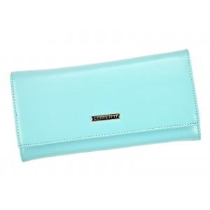 Dámská kožená peněženka Lorenti Julie - modrá