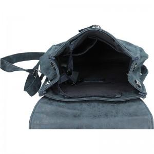Moderní dámský batoh Enrico Benetti Vilma - tmavě modrá