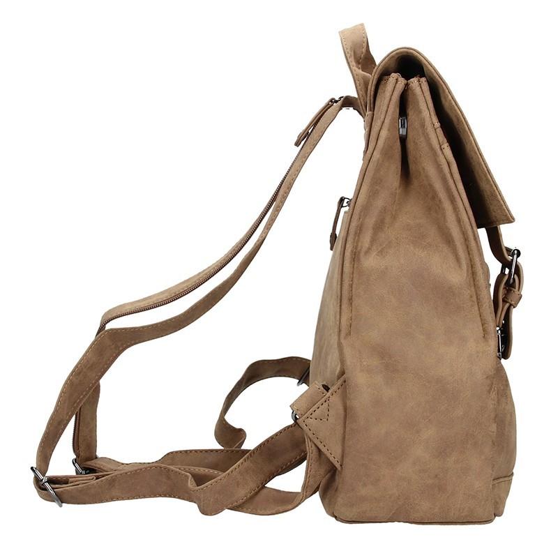 Moderní batoh Enrico Benetti 66195 - camel