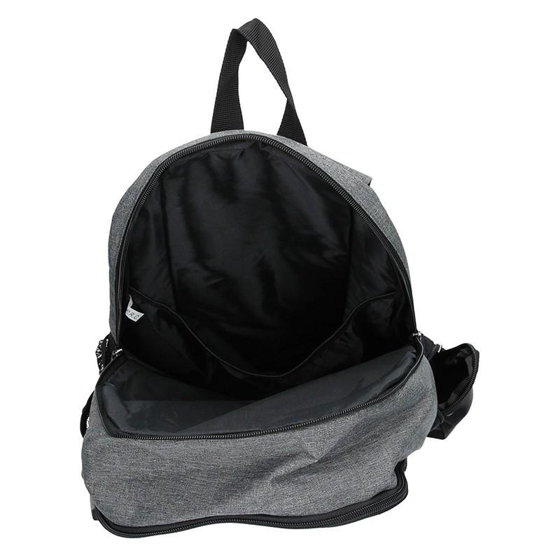 Pánský sportovní batoh Enrico Benetti Gole - černo-modrá