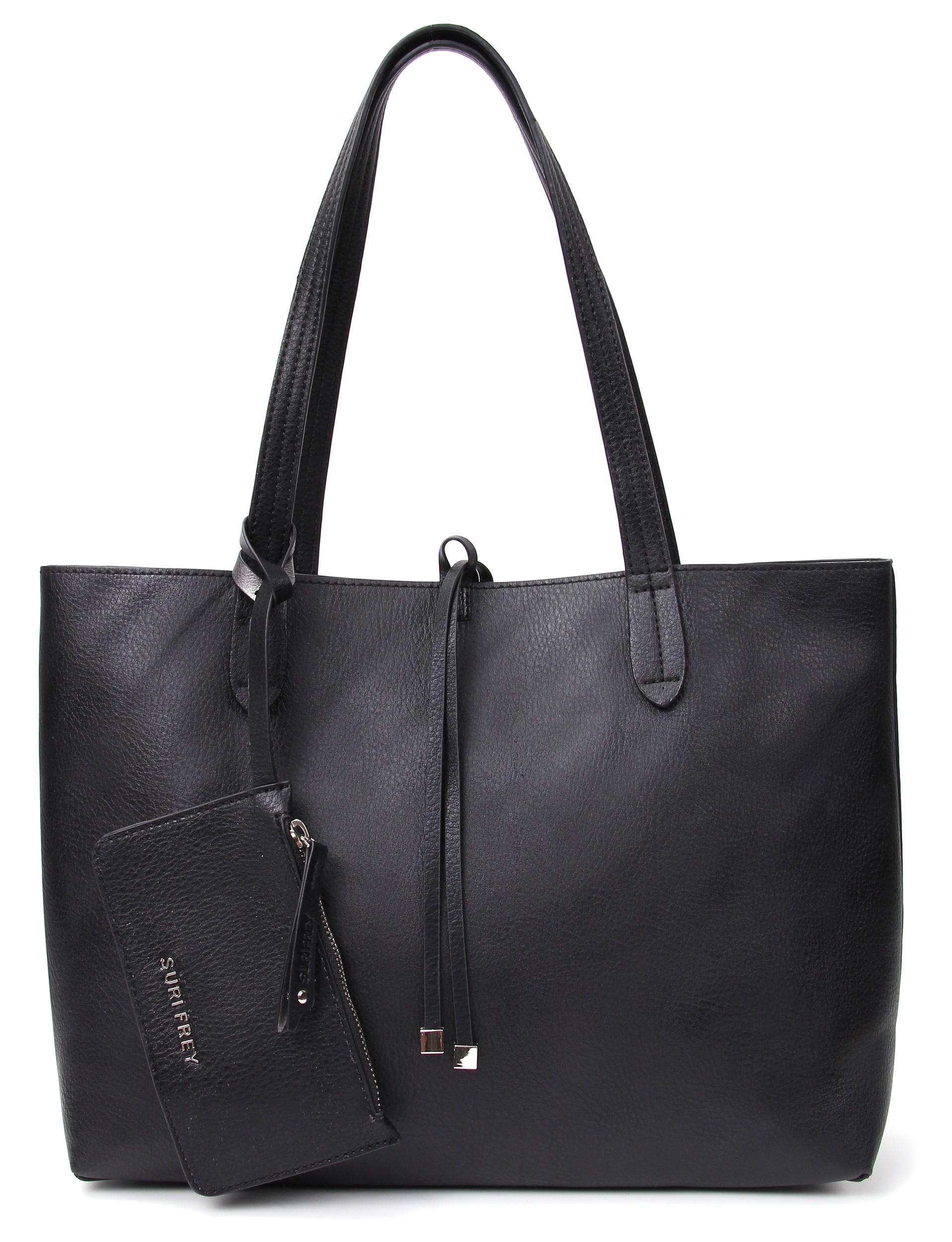 Trendy dámská kabelka Suri Frey Georgia - černá 1cce72f75a