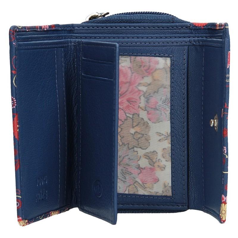 Dámská kožená peněženka DD Anekta Niccol