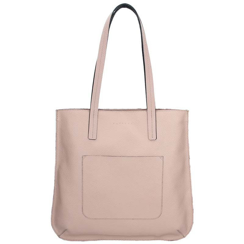 Dámská kožená kabelka Facebag Greta - vínová