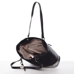 Dámská kabelka David Jones Galena - černá