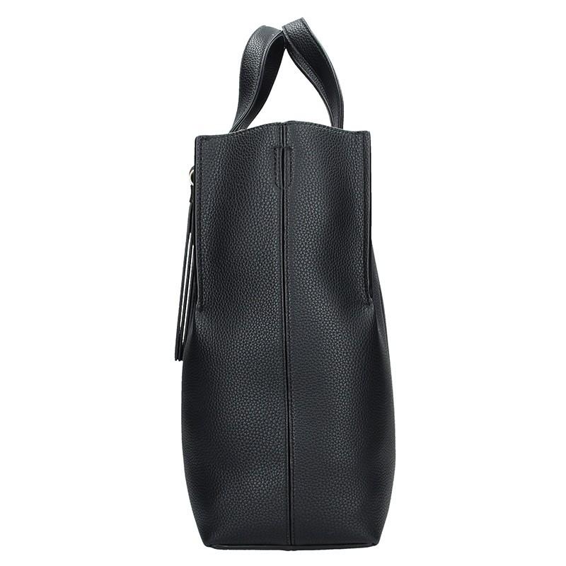 Dámská kabelka Calvin Klein Neah - černá