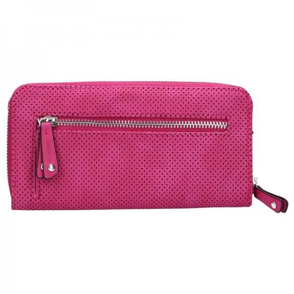 Dámská peněženka Suri Frey Vilma - růžová