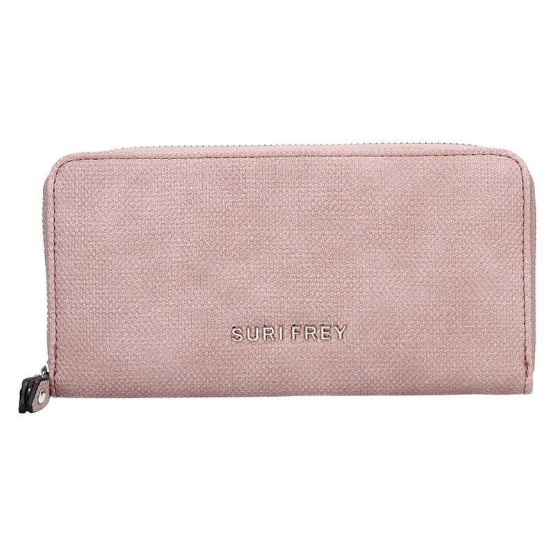 Dámská peněženka Suri Frey Agáta - růžová