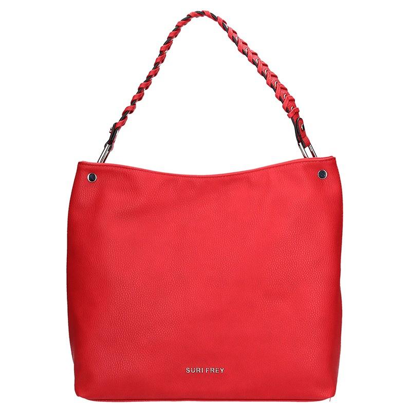 Dámská kabelka Suri Frey Erna - červená