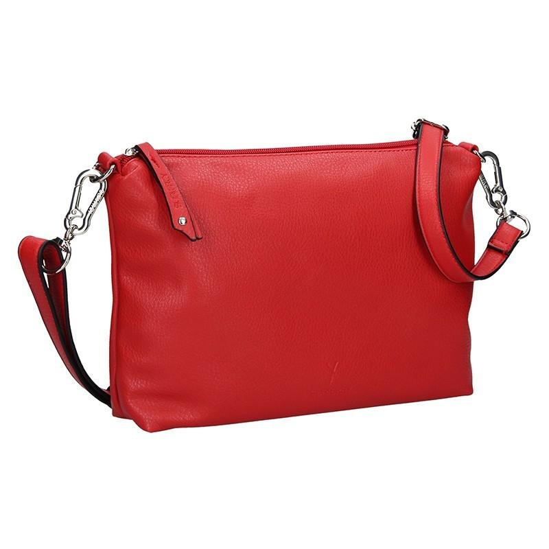 Trendy dámská kabelka Suri Frey Elsa - hnědo-černá