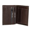 Pánská kožená peněženka SendiDesign 5758 (P) VT - hnědá