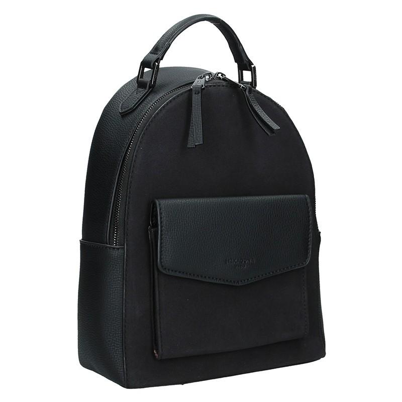 Dámský batoh Hexagona Paris - černá
