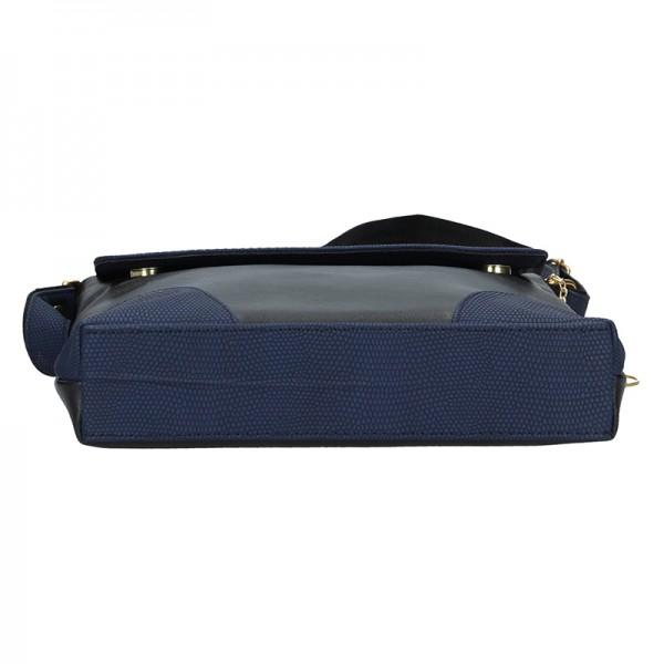 Dámské crossbody Felice A11 - modro-černá