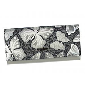 Dámská kožená peněženka Lorenti Ania -modrá