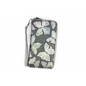 Dámská kožená peněženka Lorenti Sara - zelená
